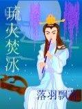 琉火焚冰小說封面